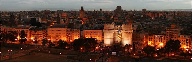 Město Valencie